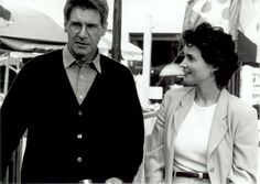 Sabrina, with Harrison Ford and Julia Ormond. Such a great movie :)