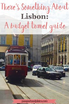 I'd never had a strong desire to visit Portugal until I first visited Lisbon. Check out this guide to one of Europe's most underrated cities - and learn why I'm eager to return to Portugal again and again. There's something about Lisbon. | http://passportandplates.com
