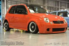 The VW Lupo