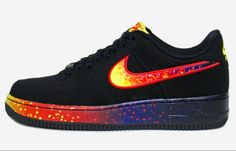 """Nike Air Force 1 Low """"Asteroid"""" - Another Look Air Force 1, Nike Air Force, Looks Baskets, Asics, Reebok, Jordans, Sneakers Nike, Shoes, Fashion"""