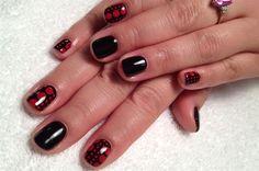 LV dots collection nail art by KiKi_Chicago - Nail Art Gallery nailartgallery.nailsmag.com by Nails Magazine www.nailsmag.com #nailart