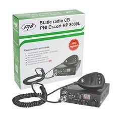 Comanda astazi STATIA RADIO CB PNI ESCORT HP 8000L CU ASQ REGLABIL si beneficiezi de 26% REDUCERE‼️ ⏳Stoc limitat Radios, Electronics, Consumer Electronics