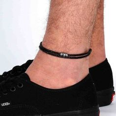 ce185aa7827 Men s Anklet - Men s Ankle bracelet - Anklet for Men - Ankle Bracelet For  Men - Men s Jewelry - Men s Gift - Beach Jewelry - Summer Jewelry