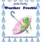 This product has 9 pages of weather freebies.  It contains the following:  Skip Counting by 6's  Trace, Draw and Write: Stormy Weather  Center: Math: R...