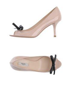 300Prada Femme - Chaussures - Escarpins ouverts open-toes Prada sur YOOX