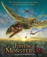 Cosmonova - Flying Monsters 3D