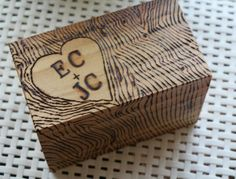Check out this fun initial box I just made! #darbysmart