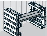 Ako si vyrobiť záhradný nábytok z paliet Pallet Furniture, Stairs, Home Decor, Gardening, Stairway, Decoration Home, Room Decor, Lawn And Garden, Staircases