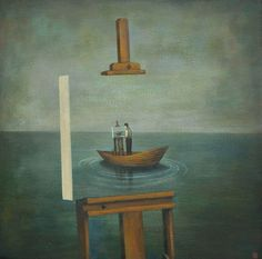 Duy Huynh, 1975 ~ Symbolist Surrealist painter | Tutt'Art@ | Pittura * Scultura * Poesia * Musica |