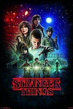 New Netflix Stranger Things Poster Unframed Netflix Stranger Things, Stranger Things Season, Netflix Tv Shows, New Netflix, Poster Wall, Poster Prints, Posters, Star Tv Series, Matthew Modine
