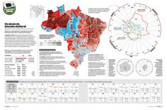 The Functional Art: An Introduction to Information Graphics and Visualization: Radar graphs: Avoid them of the time) Information Visualization, Data Visualization, Information Design, Information Graphics, National Geographic, Radar Chart, How To Create Infographics, Cool Posters, Cartography