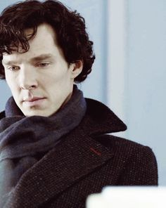 Sherlock oh my gersh I haven't even pinned this one yet that rarely happens eheh amazing