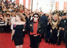 Drew Barrymore & Corey Feldman, march 29, 1989