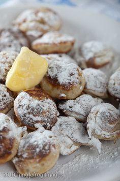 Old Dutch Mini Pancakes - Simone's Kitchen