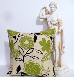 Decorative Pillow Modern Contemporary Accent by supplierofdreams, $27.00