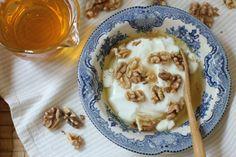 IMG_7808 Greek Yogurt Breakfast, Plain Greek Yogurt, Greek Yoghurt, Healthy Meals For Kids, Kids Meals, Easy Meals, Healthy Foods, Brunch Recipes, Breakfast Recipes