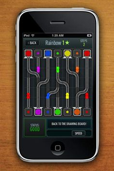 Trainyard Express is a highly addictive and challenging puzzle game for #iPhone and #iPad. - http://en.softmonk.com/ios/trainyard-express/