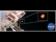 Astronauta da NASA avistou um OVNI do lado de fora da ISS