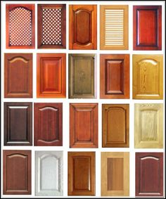 Kitchen Cabinet Door Styles Kitchen Cabinet Door Styles And Shapes To