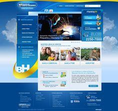 Rediseño web Banco Hipotecario