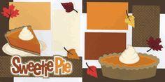 Sweetie Pie Page Kit