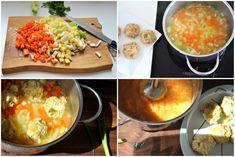 Pożywny obiadek dla niemowlaka – Home and Baby Chana Masala, Eggs, Breakfast, Ethnic Recipes, Food, Morning Coffee, Essen, Egg, Meals
