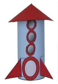 Racheta în spațiu-activitate practică