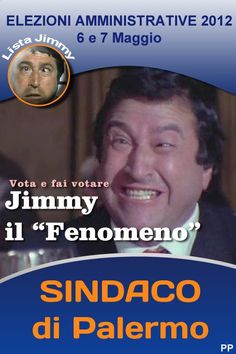 Jimmy il fenomeno  ...........fantastico