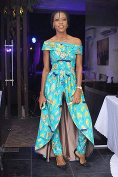 African clothing African print jumpsuit waist cape african trousers african print pants african wedding african shop african jumpsuit USD) by CoCoCremeCouturier African Dresses For Women, African Attire, African Wear, African Women, African Style, African Inspired Fashion, African Print Fashion, Africa Fashion, Men's Fashion