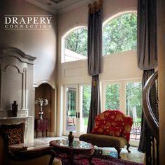 Designed with you in mind by Drapery Connection