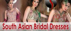 South Asian Bridal Dress 2010