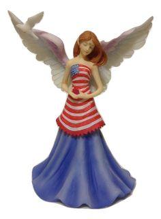 #3501 U.S. Angel Figurine by the Fairy Society