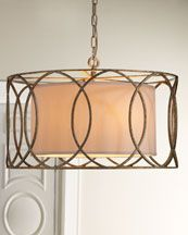 "H58DR ""Sausalito"" Five-Light Chandelier"