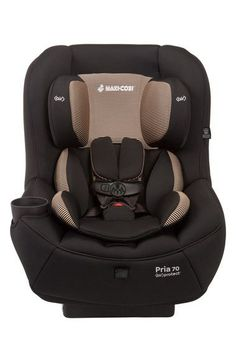 Maxi-Cosi - Pria 70 Convertible Car Seat w Baby on Board Sign - Black Toffee  sc 1 st  Pinterest & Maxi-Cosi Convertible Car Seat Canopy | Car seat canopy Car seats ...