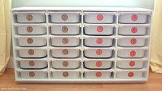 it's just Laine: Workbox/Storage Shelf Tutorial + Printable Plans (http://www.justlaine.com/2011/08/workboxstorage-shelf-tutorial-printable.html)