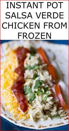 Bring a look into the refrigerator, and chances are, you're going to locate some frozen chicken. It's a protein staple in any omnivorous house… Frozen Chicken Wings, Frozen Chicken Recipes, Easy Recipes, Easy Meals, Healthy Recipes, Slow Cooker Recipes, Cooking Recipes, Lunch Buffet, Breast Recipe
