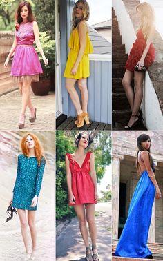 vestido-de-festa-colorido