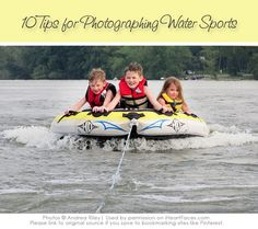 10 Tips for Photographing Water Sports
