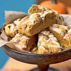 Pumpkin-Parmesan Scones | CookingLight.com