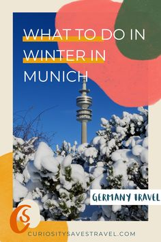 26 Amazing Things to do in Munich in Winter I winter in Munich I things to do in Germany I what to do in Munich I winter activities in Munich I visit Germany I Munich travel I winter in Germany I Munich Germany travel I Munich winter travel tips I Munich activities I places to go in Munich I local's guide to Munich in Winter I where to go in Munich I places to go in Germany I Germany attractions I warm activities in Munich I winter activities in Germany I #Germany #Munich #wintertravel