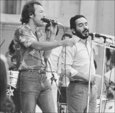 Ruben Blades y Willy Colon  #Salsa