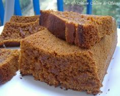 Pain d'épices traditionnel French Food, Christmas Baking, Banana Bread, Cupcake Cakes, Brunch, Dessert Recipes, Food And Drink, Pumpkin, Yummy Food