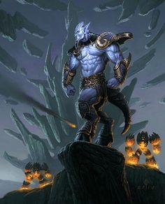Warcraft - Prince Malchezaar