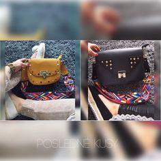 POSLEDNÉ KUSY kvalitné štýlové kabelky IHNEĎ K ODBERU >Horčicová 3390 >Čierna 3490  #new#collection#bags