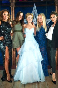 'Spice Girls' , el musical.