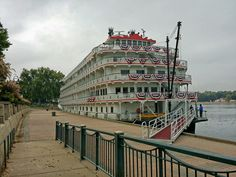 Mobile,unedited. Queen of the Mississippi.  American Queen,still to come.