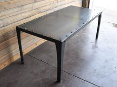 Simple Table by Vintage Industrial Furniture