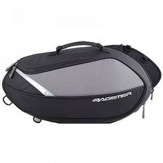 ΠΛΑΪΝΕΣ ΤΣΑΝΤΕΣ-ΣΑΜΑΡΙΑ : Πλαϊνές τσάντες-Σαμάρια Bagster Escape 5814A Black/Grey