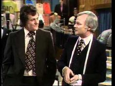 Are You Being Served Mr Lucas & Mr Humphries