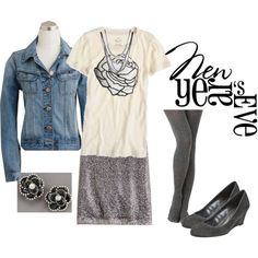 NYE outfit help, created by m3mom